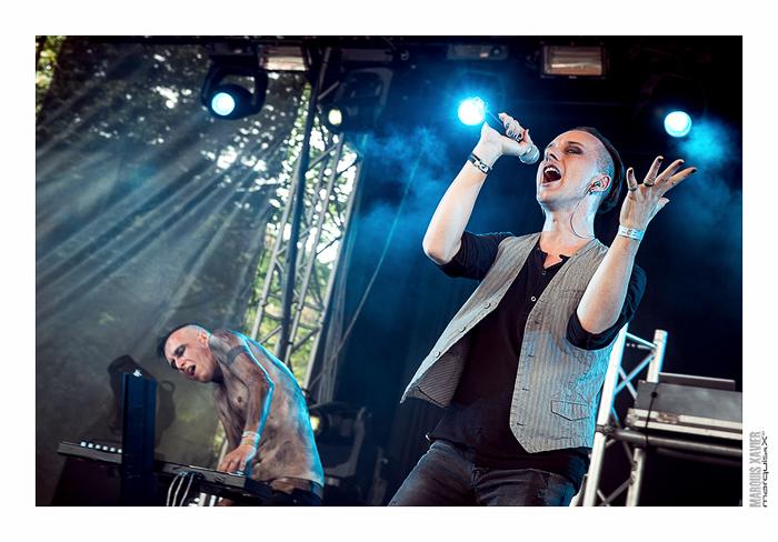 SOLAR FAKE - Amphi Festival, Köln, Germany