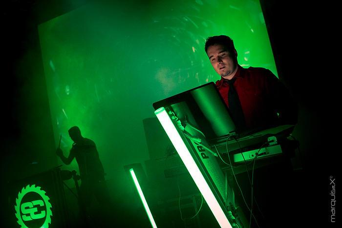SOLITARY EXPERIMENTS - The Christmas Ball, Köln, Germany