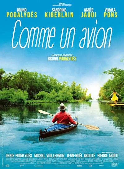 NEWS Soon in the theatres: Comme Un Avion