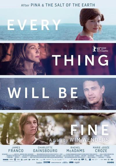 NEWS Soon in the theatres: Everything Will Be Fine