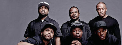 NEWS Soon in the theatres: Straight Outta Compton