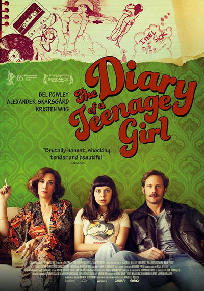 NEWS Soon in the theatres: the Diary Of A Teenage Girl