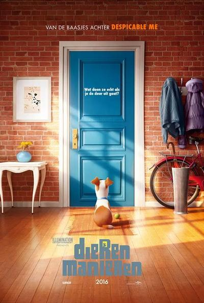 NEWS Soon in the theatres: The Secret Life Of Pets