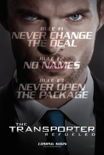 NEWS Soon in the theatres: The Transporter Refueled