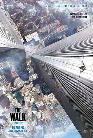 NEWS Soon in the theatres: The Walk