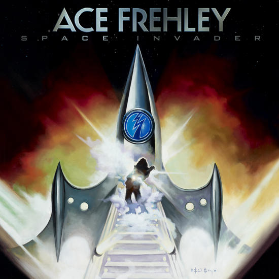 01/08/2014 : ACE FREHLEY - Space Invader