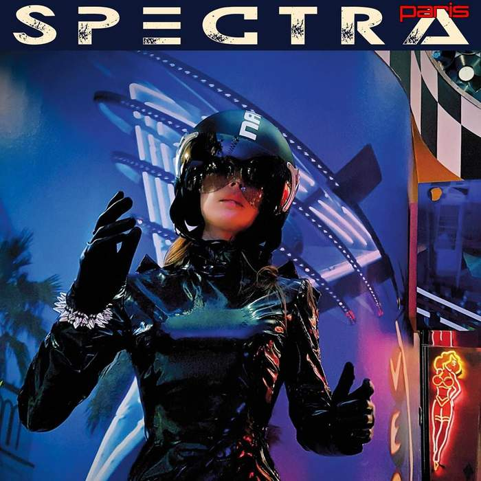 05/07/2017 : SPECTRA PARIS - Retromachine Betty