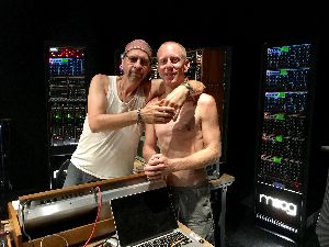 NEWS Spiritual Friendship (Nick Hook & Gareth Jones) - DRONES