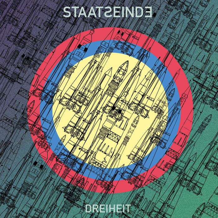 16/08/2019 : STAATSEINDE - Dreiheit