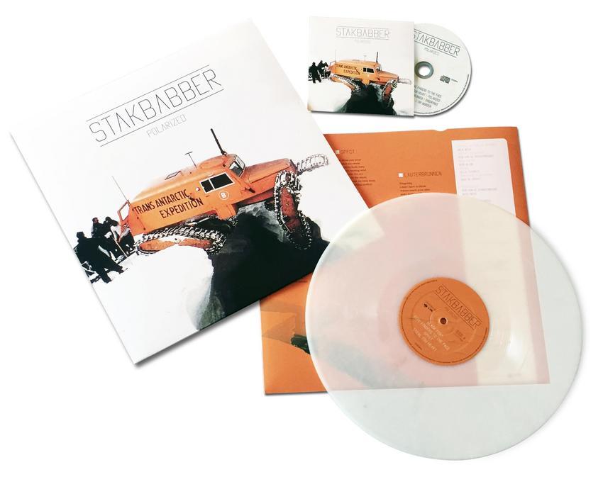 09/12/2015 : STAKBABBER - Polarized