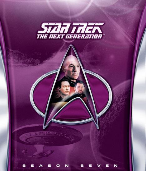 12/01/2015 :  - STAR TREK, THE NEXT GENERATION SEASON 7