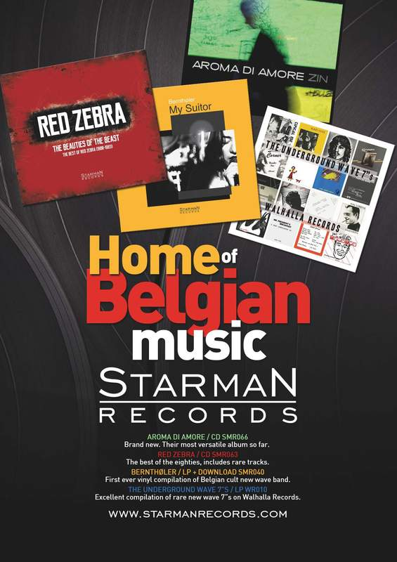 Starman Records, Home of Belgian Music