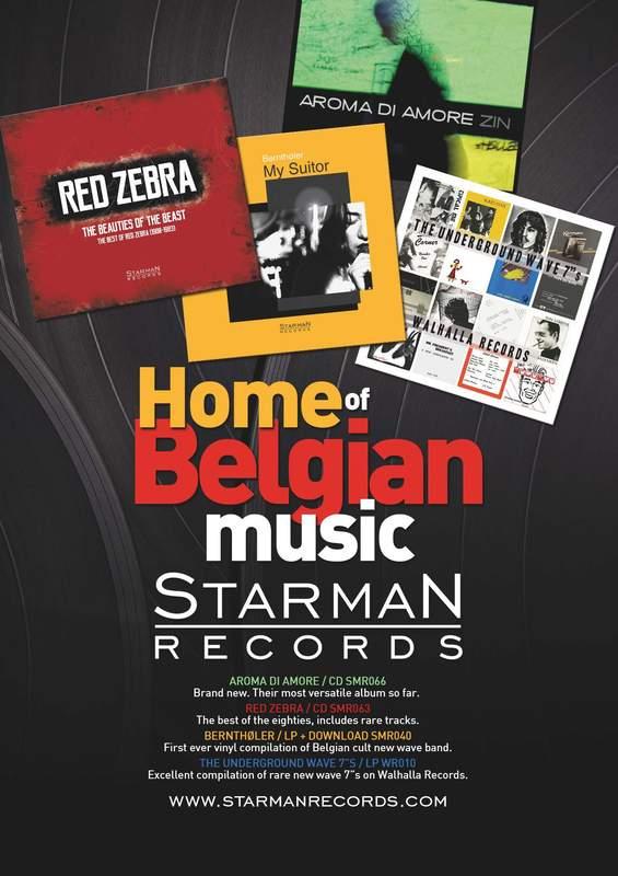 Starman Records, Home of Belgian Music