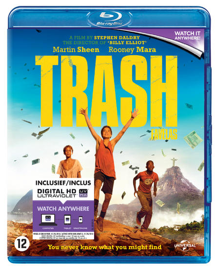31/03/2015 : STEPHEN DALDRY - Trash