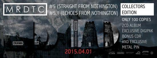 18/06/2015 : MRDTC - Straight from Nothington