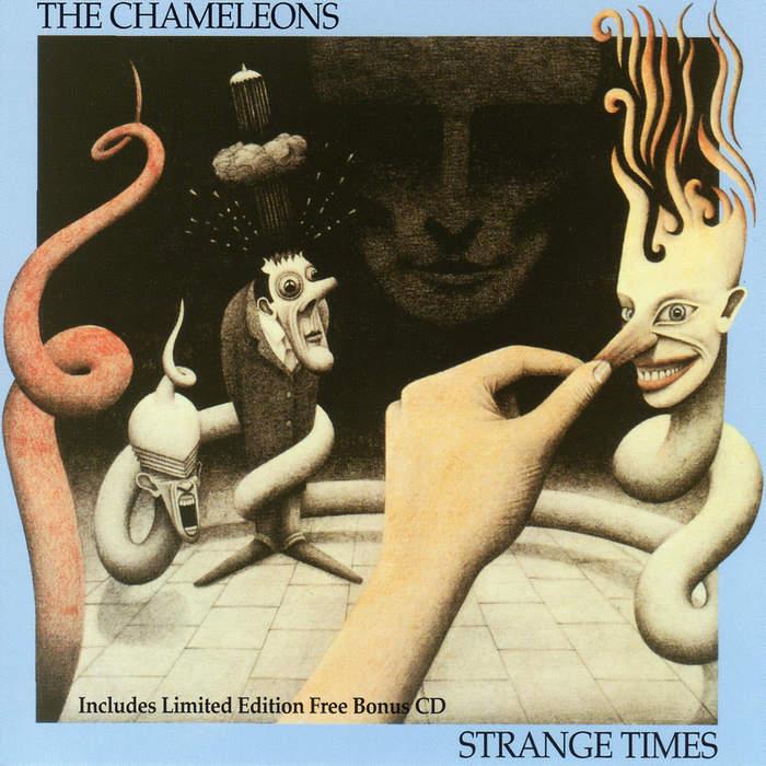 09/12/2016 : THE CHAMELEONS - Strange Times