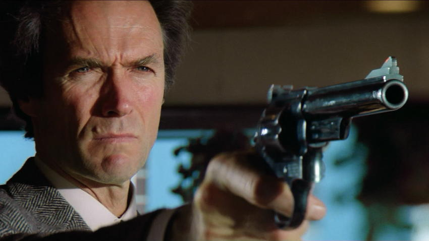 Clint Eastwood Sudden Impact Movie Classics Review En