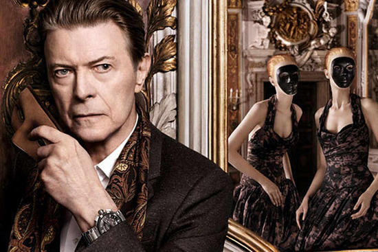 26/10/2014 : DAVID BOWIE - Sue (Or In A Season Of Crime)