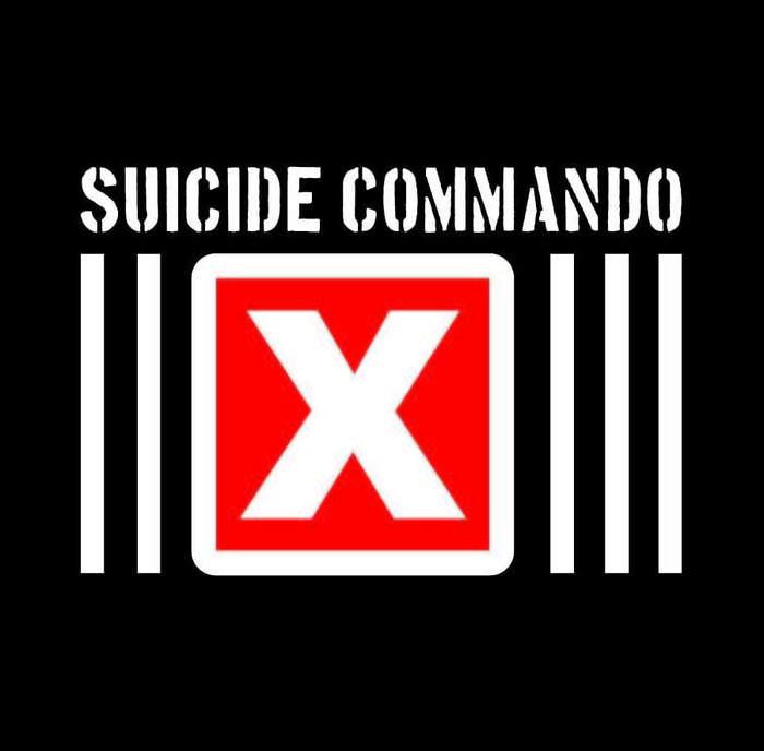 11/12/2016 : SUICIDE COMMANDO - 30th Anniversary Show, Leopoldsburg