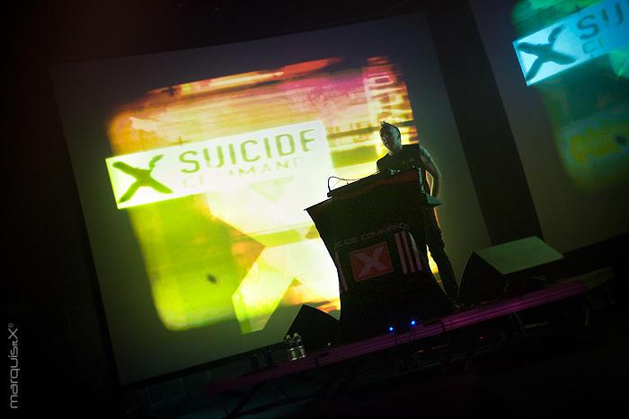 SUICIDE COMMANDO - BIMfest 2011, Trix Antwerp, Belgium
