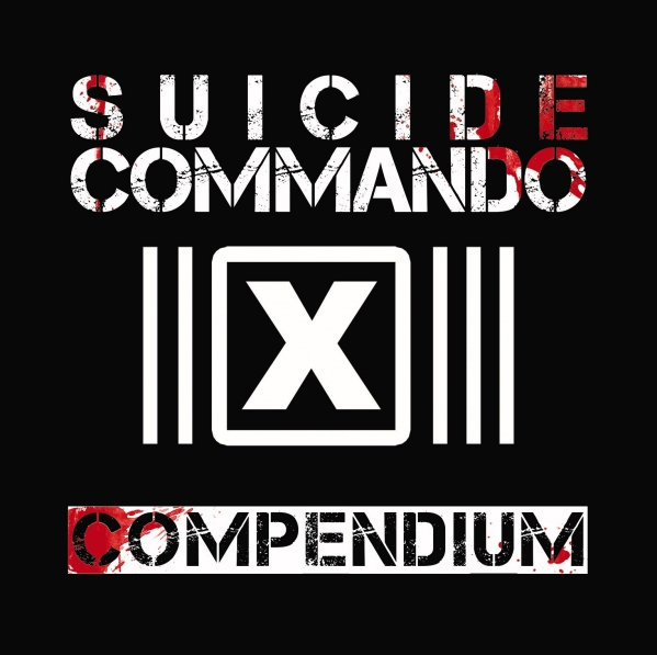 NEWS Suicide Commando releases 9 CD-box