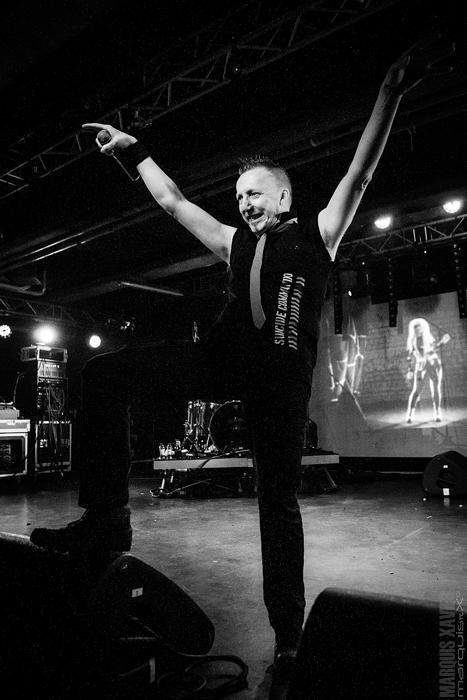 SUICIDE COMMANDO - VampireParty Live, PETROL, Antwerp, Belgium