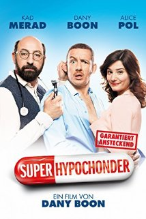 NEWS Supercondriaque out on DVD (Paradiso)