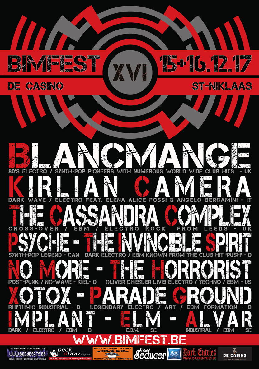NEWS Swedish acts ELM and ALVAR complete BIMFEST 2017 line-up!