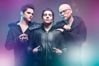NEWS Swedish synthpop trio Me The Tiger releases new single