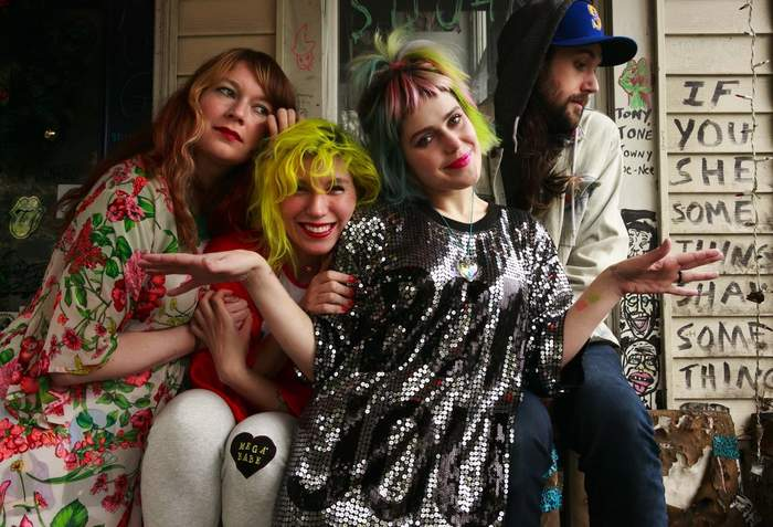 10/12/2016 : TACOCAT - Gent, Cafe Video (23/05/2016)