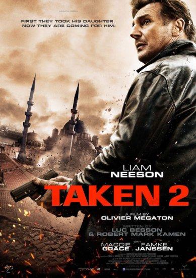 07/03/2013 : OLIVIER MEGATON - TAKEN 2