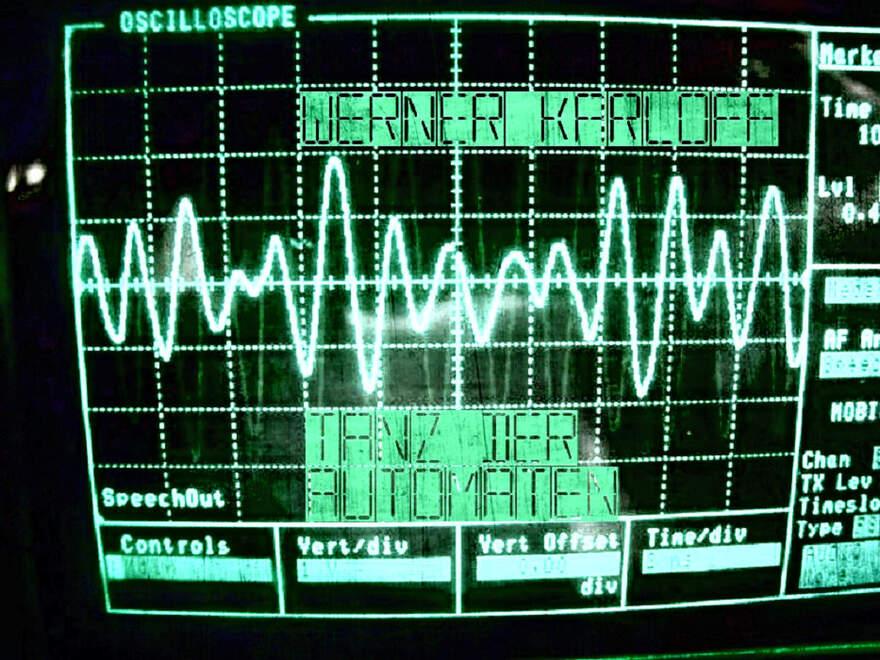 NEWS Tanz Der Automaten now on vinyl!