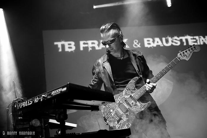 TB FRANK & BAUSTEIN - Porta Nigra XIV - Waves From Belgium, JC De Klinker, Aarschot, Belgium