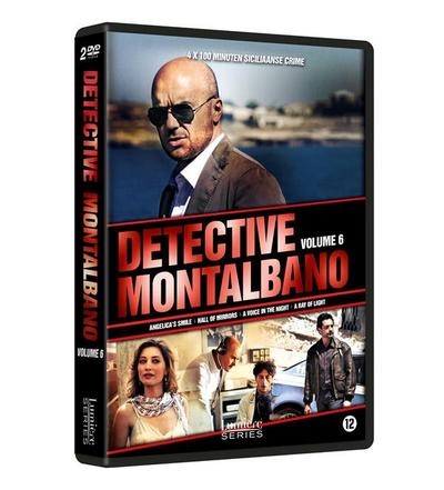 NEWS The 6th volume from detective Montalbano out now on Lumière