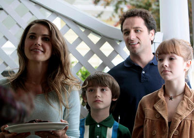 NEWS The Americans out on DVD and Blu-ray (20th Century Fox)