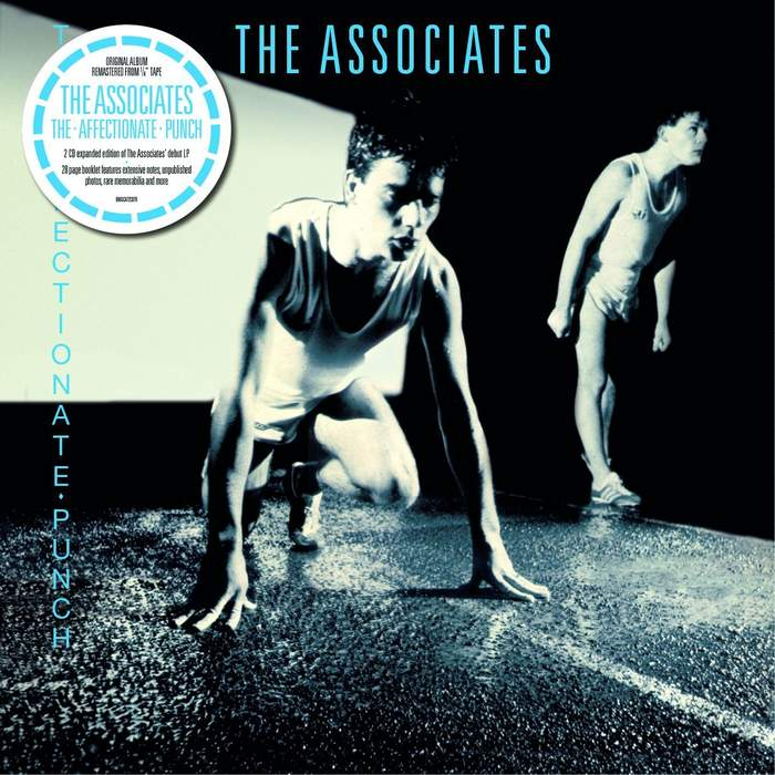 10/12/2016 : THE ASSOCIATES - The Affectionate Punch