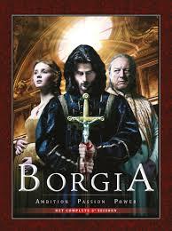 18/10/2014 :  - Borgia Season 3