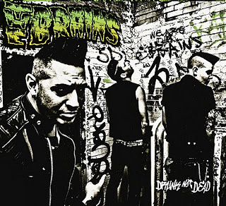 24/10/2011 : THE BRAINS - Drunk not dead