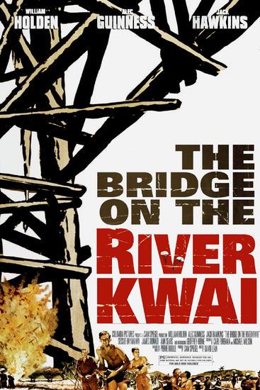 15/01/2015 : DAVID LEAN - The Bridge On The River Kwai