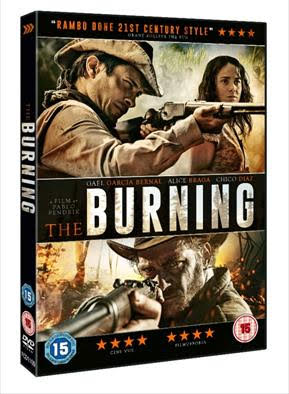 NEWS The Burning - on Blu-ray & DVD 10th August