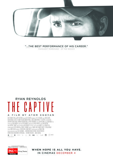 16/02/2015 : ATOM EGOYAN - The Captive