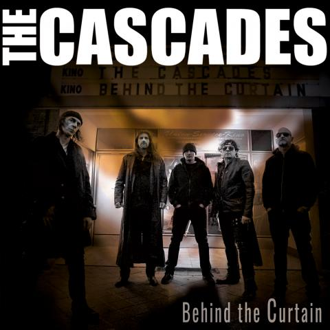 NEWS THE CASCADES first new single from the upcoming album is called 'Behind The Curtain'