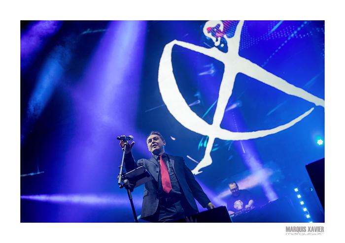 THE CASSANDRA COMPLEX - Sinner's Day, Ethias Arena, Hasselt, Belgium