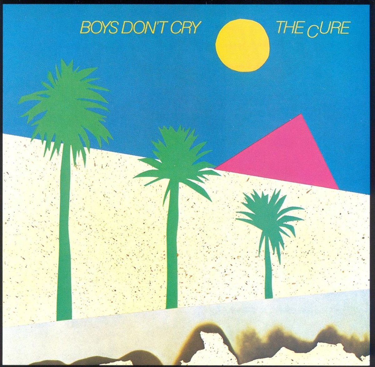 NEWS Plastic Passion | This Day 40 Years Ago, The Cure Release Boys Don't Cry!