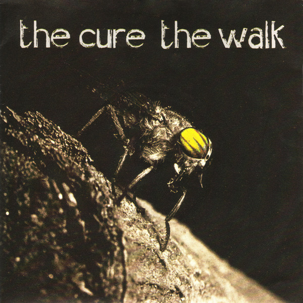 NEWS On this day, 38 years ago, The Cure performed 'The Walk' on Top Of The Pops!