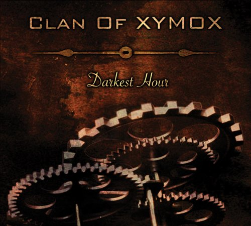 05/05/2011 : CLAN OF XYMOX - The Darkest Hour