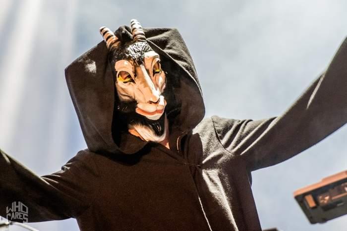 photoshoot THE DEVIL & THE UNIVERSE W-Fest Amougies