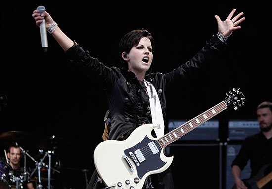 NEWS The Dreams Will Always Linger | Remembering Dolores O'Riordan - One Year Anniversary