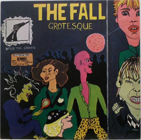 NEWS 40 years of Grotesque by The Fall