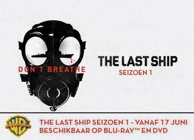 NEWS The first season from The Last ship out on DVD and Blu-ray